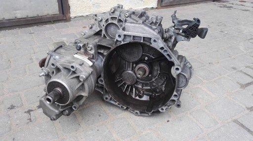 Skrzynia biegów manualna Passat B7 2.0 TDI 4x4 QGR