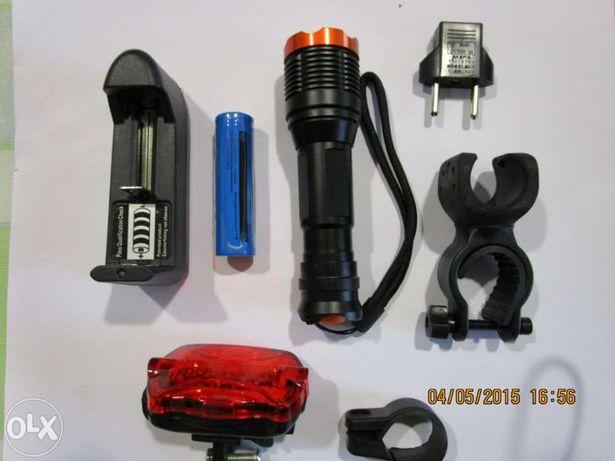 Conjunto Lanterna 1600 lm