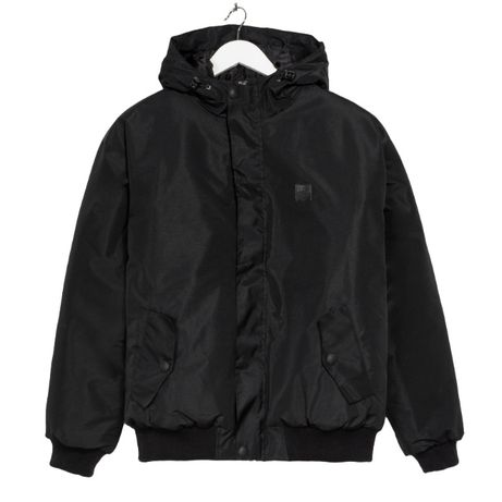 SSG Leather Label Flyers Black Kurtka ZIMOWA JAK NOWA