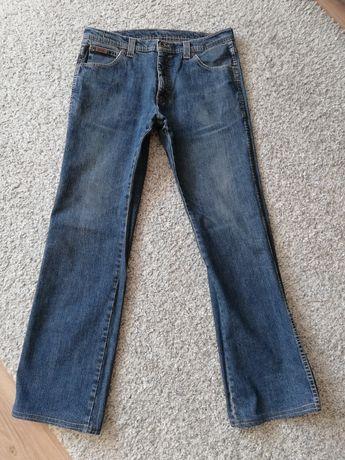 Spodnie jeans Wrangler jak nowe