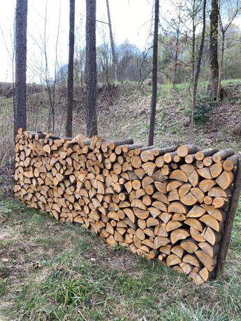 Drewno opałowe czereśniowe