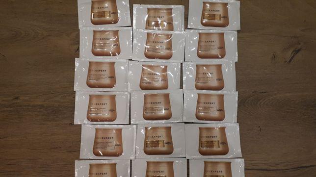 szampon i maska Absolu Repair 10 ml