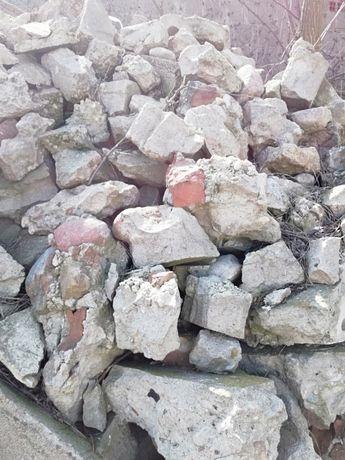 Gruz i kamienie za darmo