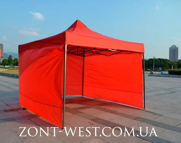 Палатка торговая садовая беседка шатер 2х2м, 3х2м, 3х3м, 3х4,5м, 3х6м