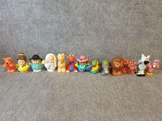 Figurka , figurki Fisher Price Little People Zwierzątka , Zwierzęta