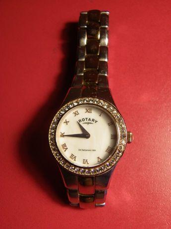 Часы Rotary Est Switzerland 1895 с бриллиантами