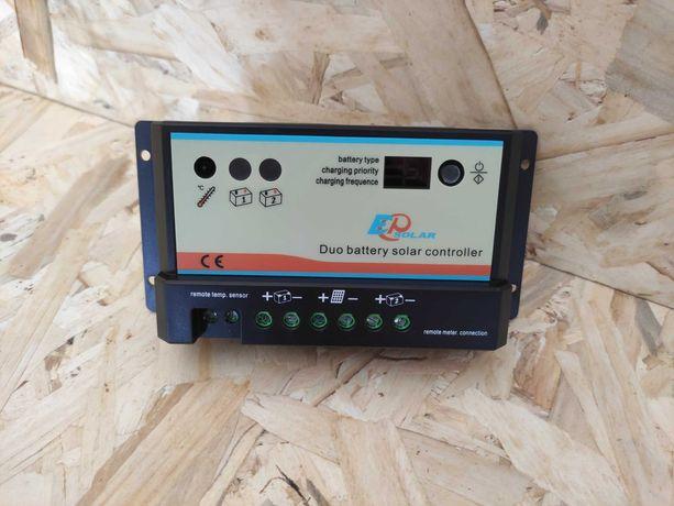 Controlador solar PWM 20A EPEVER 2 baterias