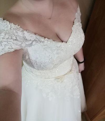 Suknia ślubna Kamila