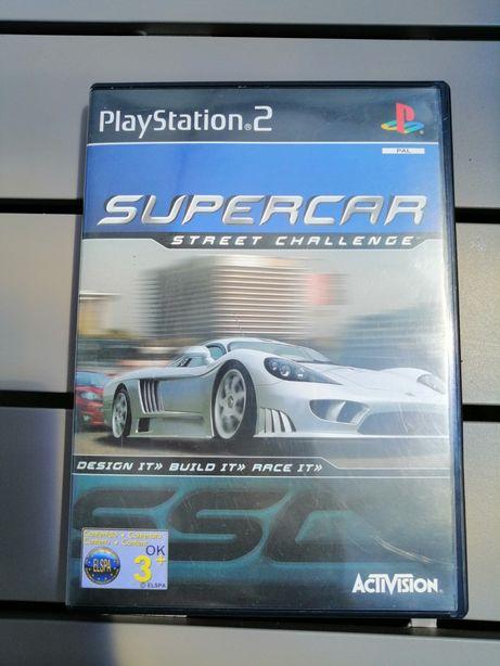 Supercar PS2