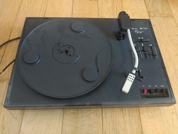 Gramofon UNITRA GWS-114