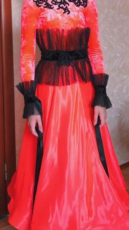 Платье стандарт, категория Юниоры 1
