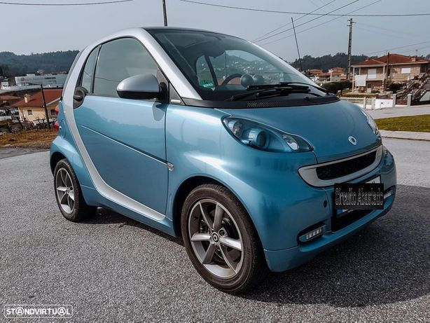 Smart ForTwo 1.0 mhd Pulse71