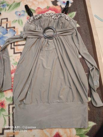 Платье сарафан летнее нарядное
