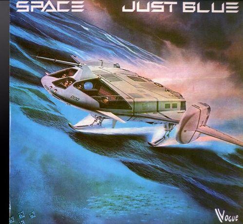Vinil Album Space - Just Blue
