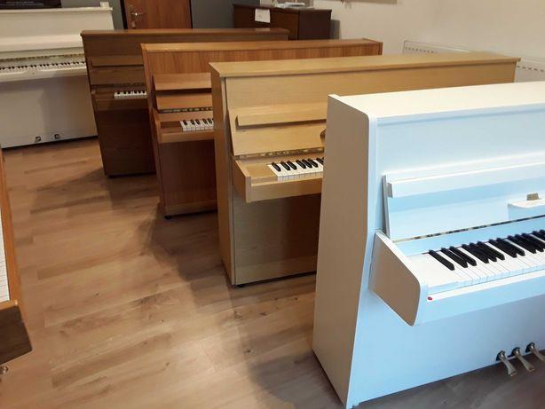 pianino od stroiciela Hellas biały