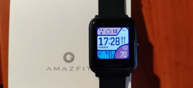 Фитнес часы Amazfit Bip