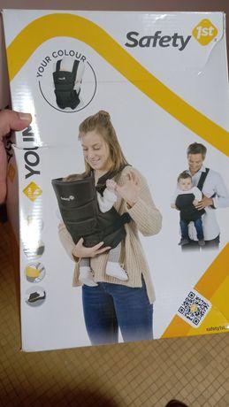 Transportadora bebé
