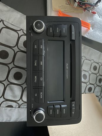 Auto Radio Audi A3 2009