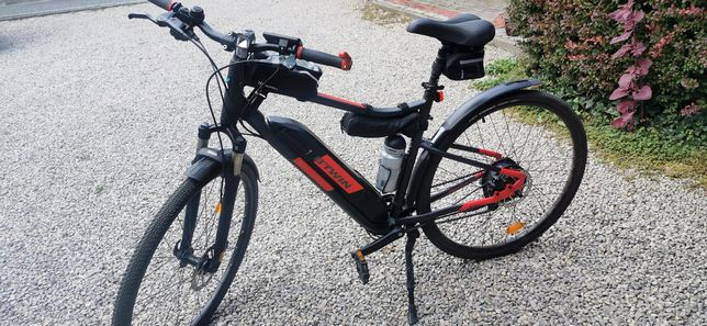 Rower elektryczny btwin