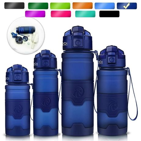 Бутылка спортивная Zorri для воды BPA free Шейкер