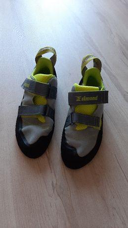 buty wspinaczkowe simond decathlon 23cm