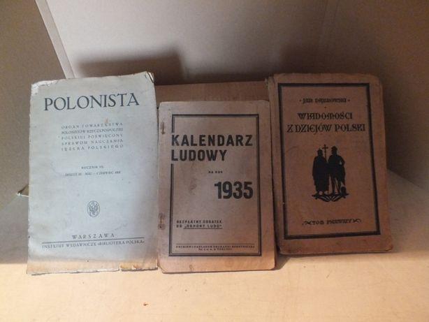 Polskie stare książki
