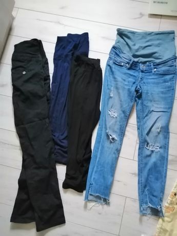 Spodnie i leginsy ciążowe 36