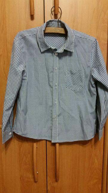 Koszula dla chlopca w rozmiarze 122