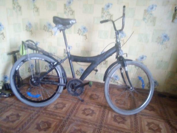Велосипед Ферари подрастковый складной  рамы колеса