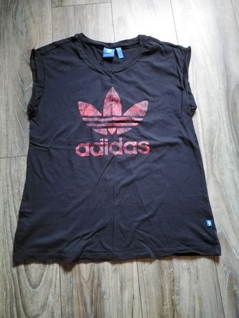 T-shirt Adidas damski