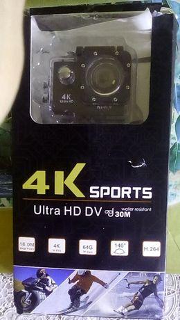 Aparat akcji Ultra HD 4K 30fps WiFi 2.0 cala 140D podwodny wodoodporny