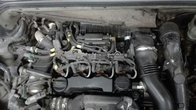 Skrzynia biegów Peugeot 407 1.6 Hdi