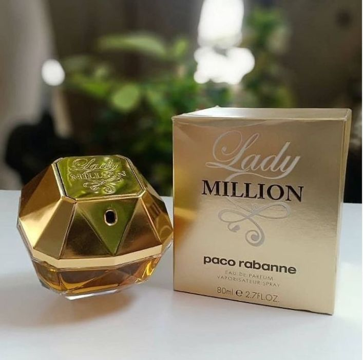 Paco Rabanne Lady Million 80 мл - Духи женский Ульяновка - изображение 1