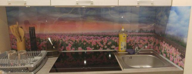 Panele szklane, szkło hartowane, szkło dekoracyjne do kuchni