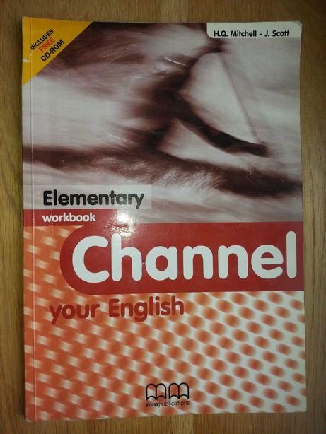 Channel your english elementary Workbook Mitchell