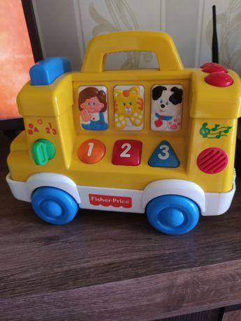 Автобус, машина, машинка