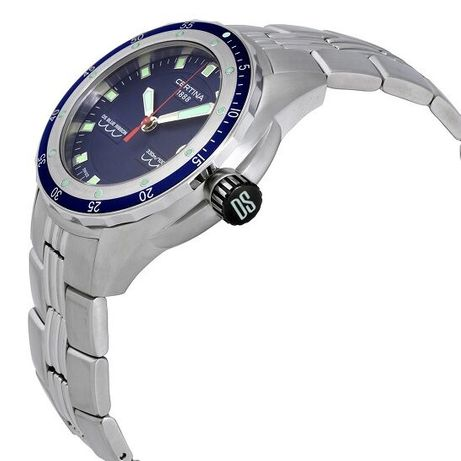 CERTINA DS Blue Ribbon C007.410.11.041.00