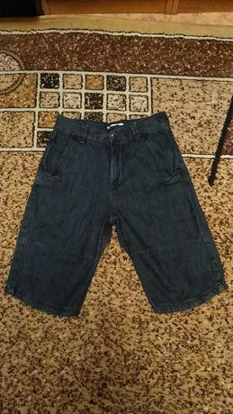 Шорты Next ,100%котон,джинсовые