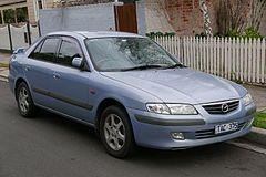 Mazda 626 GF(1997–2002) 2.0 TD розборка шрот автошрот