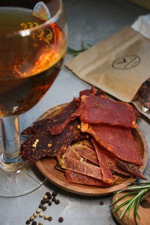 Jerky, Джерки, Сушене мясо від yurchenkoff.snack