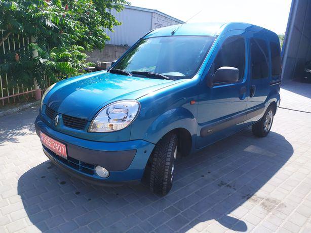 Renault Kengoo 1.6 benzin
