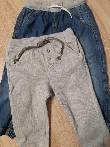 Spodnie dla chłopca Reserved