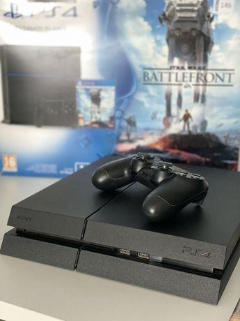 Playstation 4 1TB + Gry