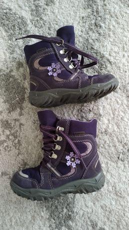 Ботинки зима/осень Superfit, размер 26, стелька 16,5см