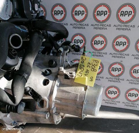 Caixa de velocidades PSA de 2009, Peugeot 308, Citroën C4 1.6 16V gasolina referência 20 DP 42.
