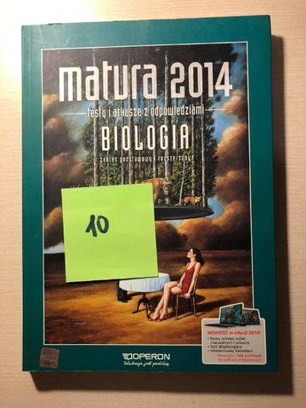 Biologia, matura 2014. Testy i arkusze. Operon