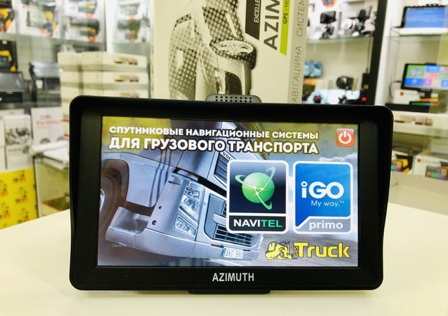 GPS Навигатор B78 8GB IGO primo+Navitel