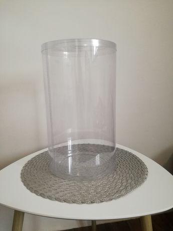 Tuba, terrarium 21x35 cm, modliszka, straszyk, pająk - wentylacja