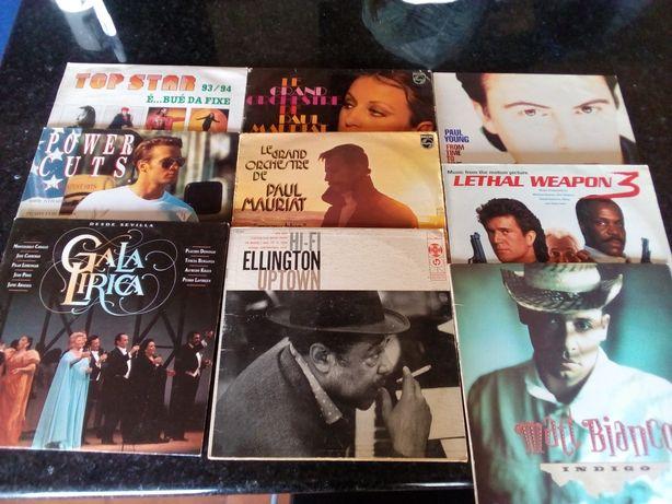 LP discos Vinil