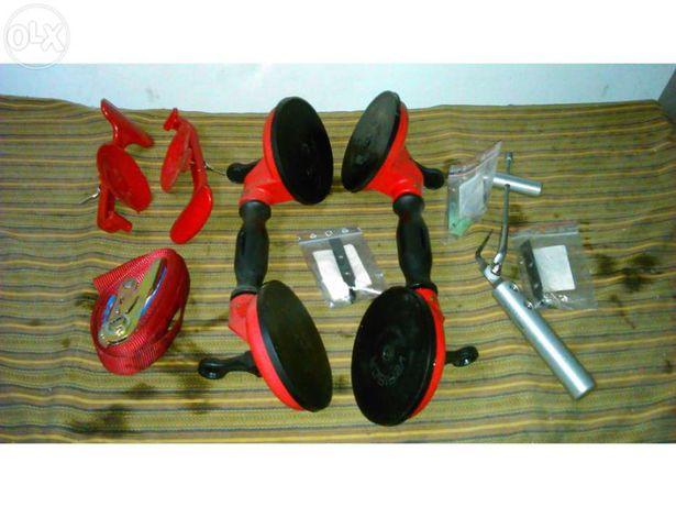 Kit de ventosas para pára-brisas - Wurth
